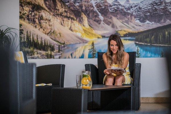 Le parti comuni Hotel Alpenrose - Südtiroler Wirtshaushotel