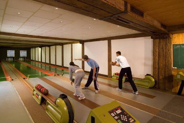 La sala giochi Hotel Alpenrose - Südtiroler Wirtshaushotel