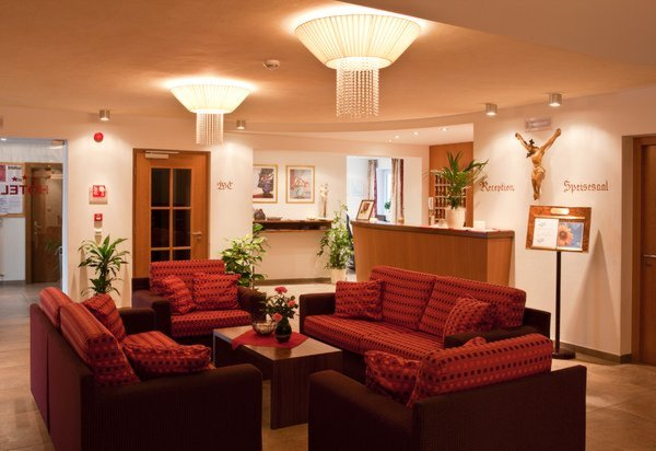 The common areas Hotel Martinerhof
