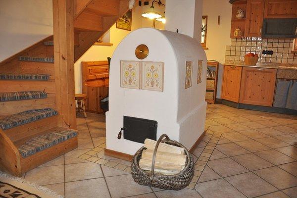 The living area Chalet La Casetta Nel Frutteto