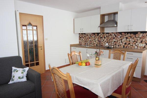 Foto della cucina [Clima]appartamenti