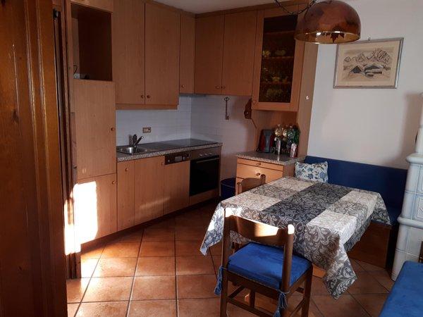 Foto der Küche Casa Il Doge
