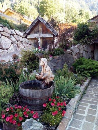 Foto del giardino Auronzo di Cadore