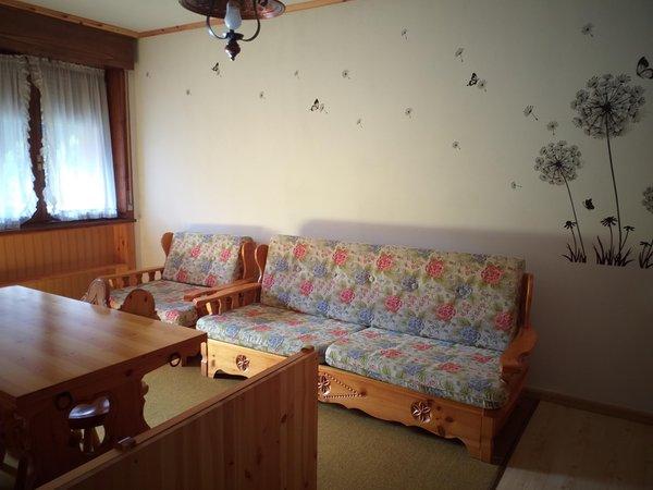 Foto della camera Camere + Appartamenti La Fusinèla