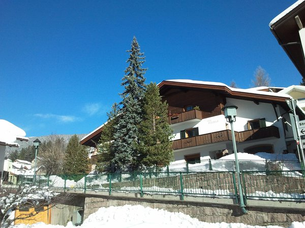 Winter Präsentationsbild Casa Pizuela - Ferienwohnungen 3 Sonnen