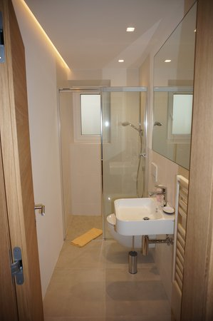 Photo of the bathroom Apartments Casa Pizuela