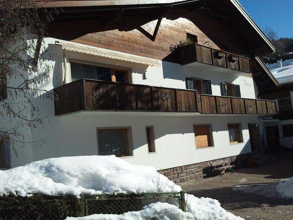 Photo exteriors in winter Casa Pizuela