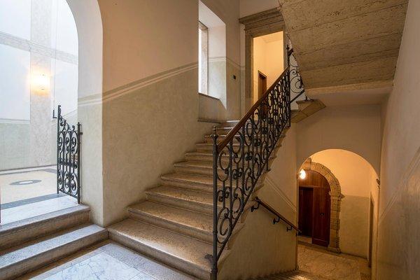 The common areas Cinquanta4 Charme Apartment