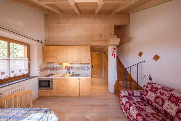 Photo of the kitchen Camping Catinaccio Rosengarten