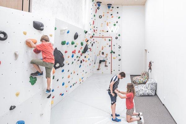 Foto della zona fitness Winklerhotel Winkler