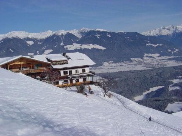 Foto invernale di presentazione Albergo Berggasthof Häusler