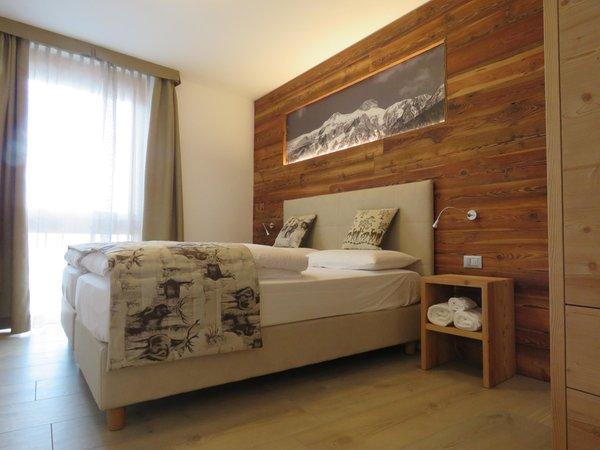 Foto vom Zimmer Ferienwohnungen Villetta Val di Sole