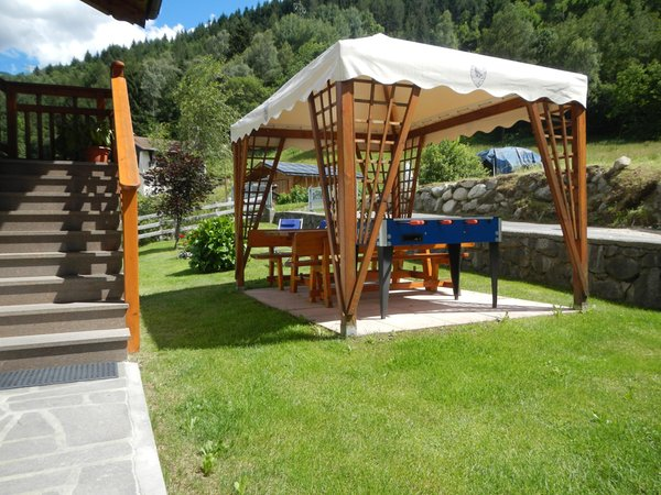 Foto vom Garten Almazzago (Commezzadura - Daolasa)