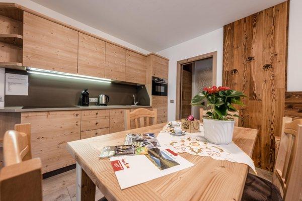 Photo of the kitchen Villetta Val di Sole