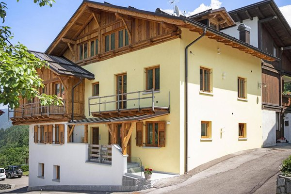 Photo exteriors in summer Villetta Val di Sole