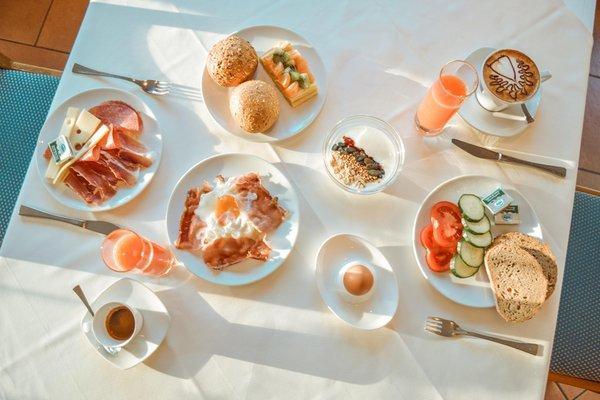 Das Frühstück Hotel Onach