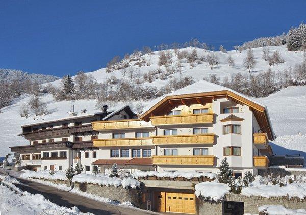 Winter Präsentationsbild Hotel Onach