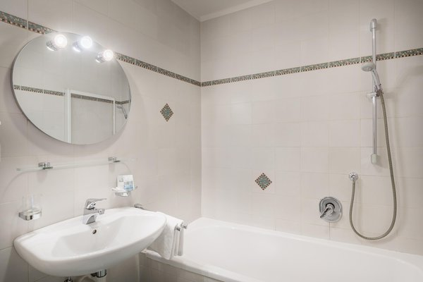 Foto del bagno Albergo Traube