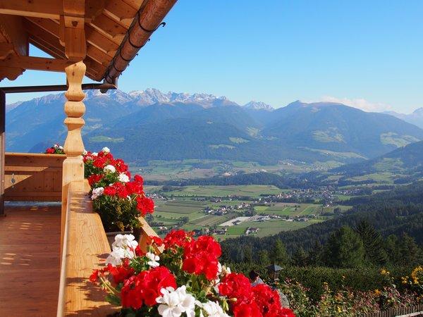 Photo of the balcony Almdorf Haidenberg