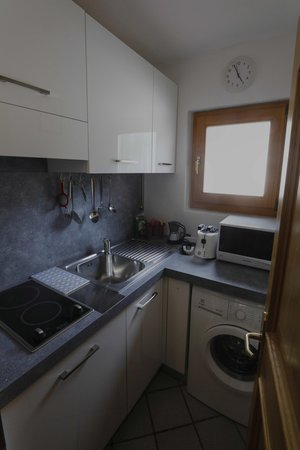 Photo of the kitchen Villa Ula Verda - Apartments Marianna