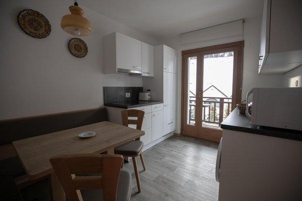 La zona giorno Villa Ula Verda - Apartments Marianna