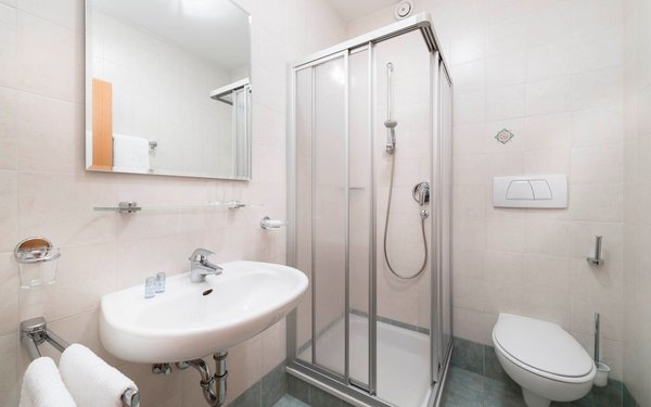 Foto del bagno Hotel Am Anger