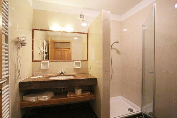 Foto del bagno Aparthotel Pichlerhof