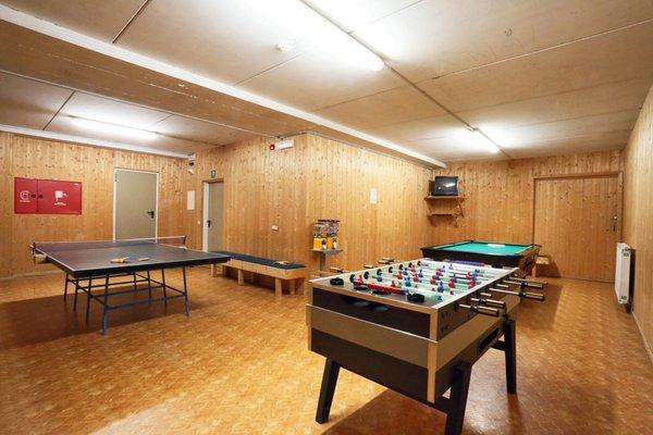 Le parti comuni Aparthotel Pichlerhof