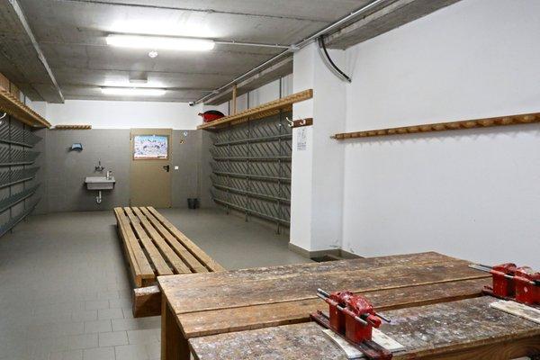 La skiroom Aparthotel Pichlerhof