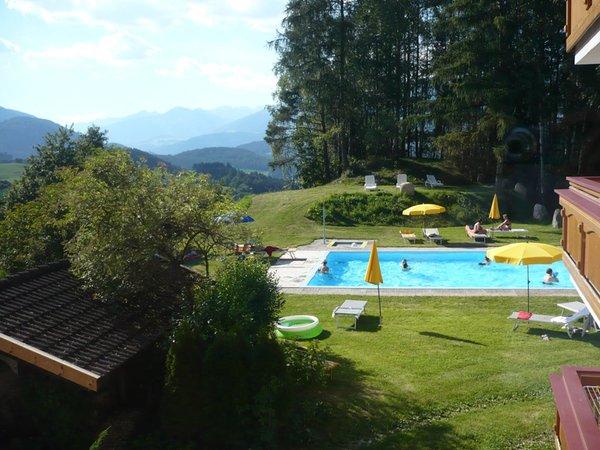 La piscina Aparthotel Pichlerhof