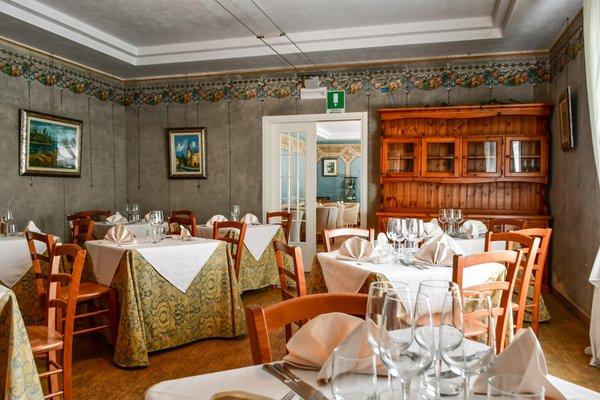 The restaurant Malborghetto - Valbruna Saisera