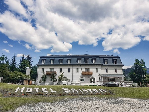 Summer presentation photo Hotel Saisera