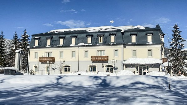 Winter presentation photo Hotel Saisera