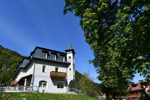 Photo exteriors in summer Saisera
