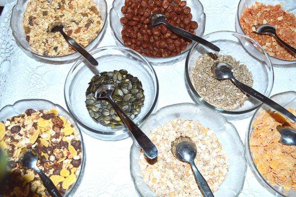 La colazione Garni Panorama