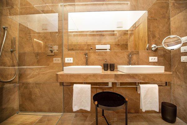 Foto del bagno Appartamenti Rumanon