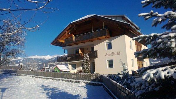 Winter presentation photo Apartments Spielbichl