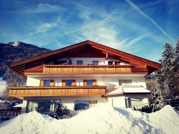 Photo exteriors in winter Pramstaller Apartments