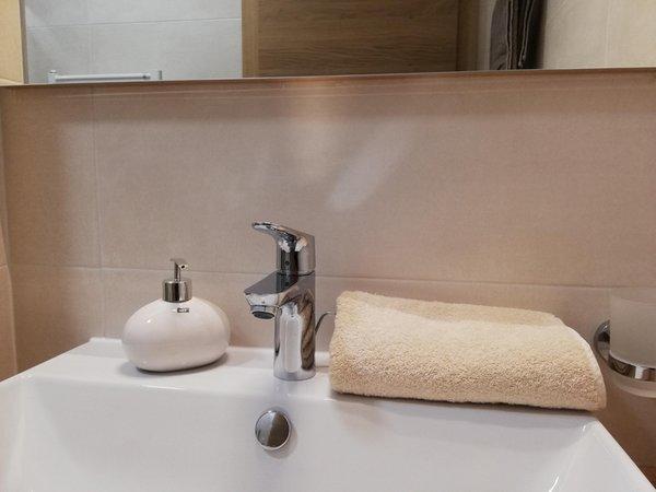 Photo of the bathroom Pramstaller Apartments