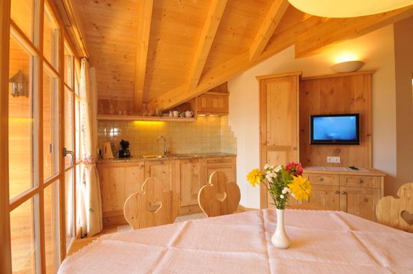 Immagine B&B + Appartamenti in agriturismo Oberbinder