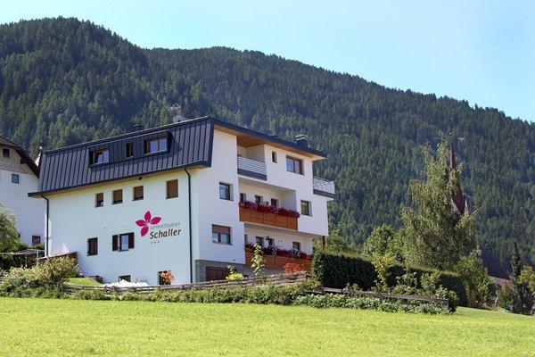 Foto estiva di presentazione App. Schaller - Camere + Appartamenti 3 soli