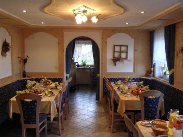 The restaurant San Lorenzo di Sebato / St. Lorenzen Mair am Hof