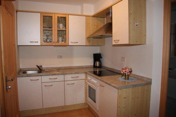 Foto della cucina Mair am Hof