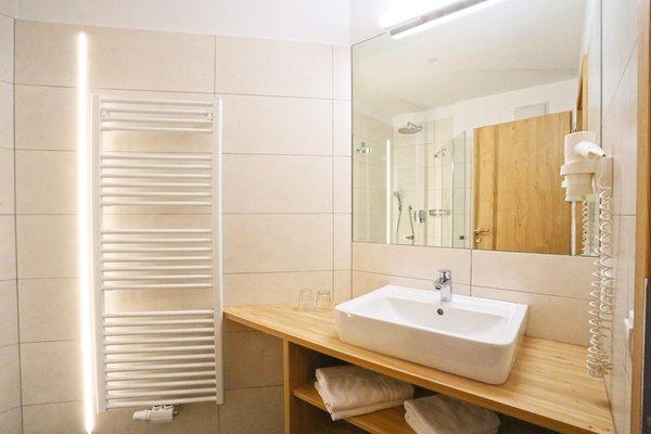 Foto del bagno Residence Tantalus