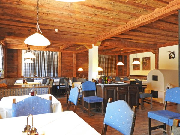 Il ristorante San Lorenzo di Sebato Tantalus