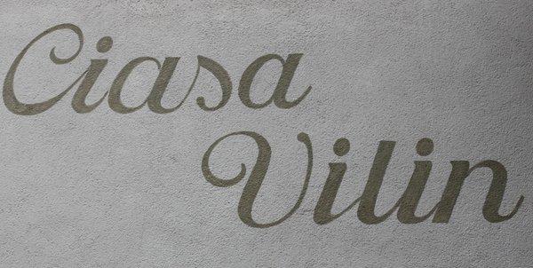 Photo of some details Ciasa Vilin