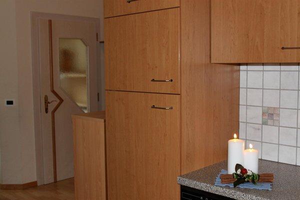 Photo of the kitchen Ciasa Vilin