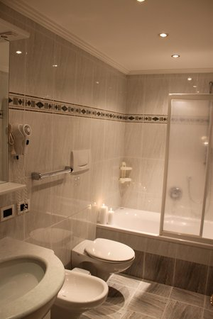 Photo of the bathroom Apartment Ciasa Vilin