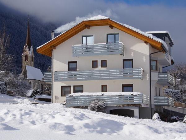 Foto invernale di presentazione Appartamenti Haus Alpenblick