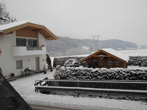 Photo exteriors in winter Am Bachl